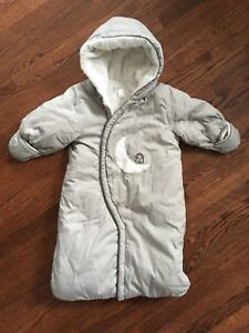 Baby Winter Suit by Okaidi, 6 months, for boy or girl