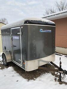 6x10 2018 enclosed trailer