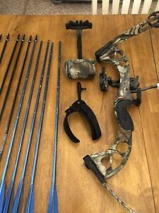 Stinger compound bow