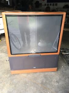 52 inch RCA projection TV