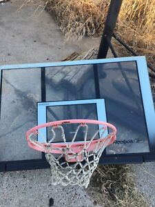 Adjustable Basketball Net System