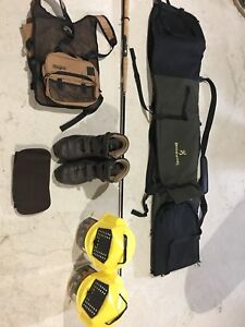 River Fishing Gear  ( over $300 worth of gear ).