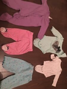 5 piece baby clothing LOT