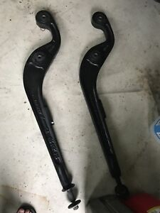 Gu/GQ Snake racing radius arms 4-5 inch lift suit Patrol Paget Mackay City Preview