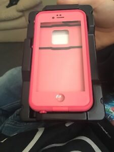 iPhone 6s life proof case