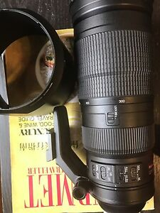 New Nikon 200 -500mm 5.6 - never used Melbourne CBD Melbourne City Preview