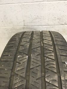 1x 265/45R20 Continental Crosscontact