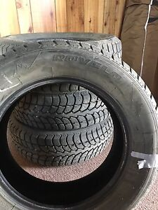 studded winter tires 245/60R18