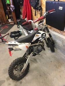 90cc dirt bike Konker