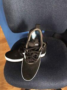 VANS Leather runners espadrilles en cuir brand new