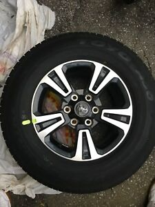 ***Brand New*** Toyota Tacoma Rims & Tires  Toyo A30 265/65 R17