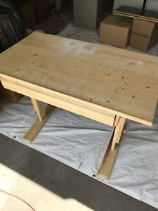 Ikea Drafting/Drawing/Incline Table w/drawer