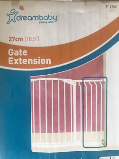 Dreambaby Gate Extension x 2