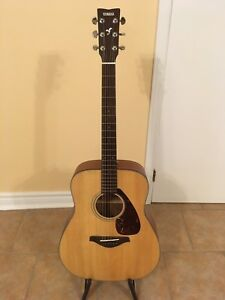 Yamaha FG700MS (For Sale Or Trade)