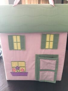 Pottery Barn Kids PlushDollhouse