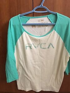 RVCA shirt and Original sweater