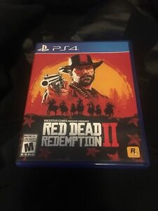 PS4 game used once