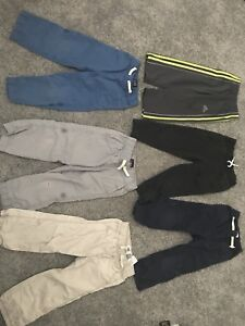 6 pairs of size 3 pants