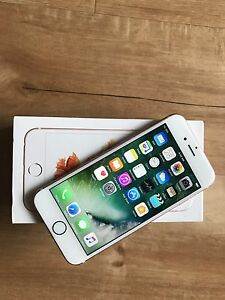 Iphone 6s Rose Gold 64gb Bell/Virgin mobile for sale