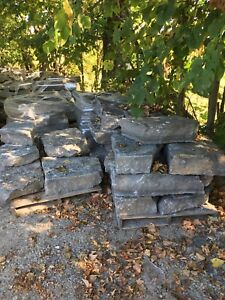 Fall special on premium landscape armour stone