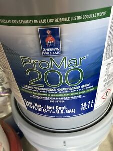18L Repose gray wall paint I have 2 unopened