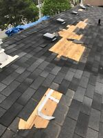 ROOFING (fully insured)
