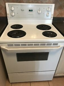 Whirlpool Stove Great Condition!!!