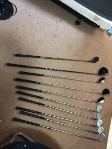 Left handed golf clubs for sale $150 OBO