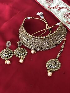 Brand New Indian Bridal/Party Jewelry Set