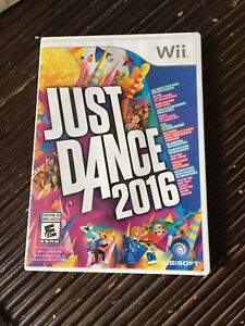 Just Dance 2016 for Wii