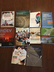 NSCC SOCIAL SERVICES Year 1 & Year 2 textbooks!