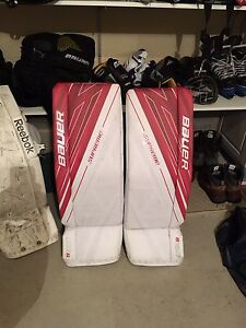 Bauer S190 pads