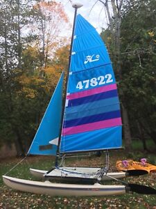 Catamaran hobbies cat 14