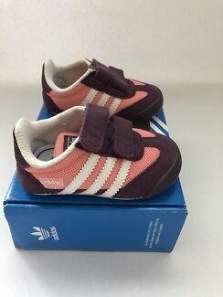 Adidas INFANTS DRAGON L2W CRIB SHOES