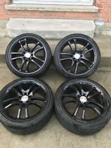 Mercedes Benz Brabus Black Arrow Rims 19""