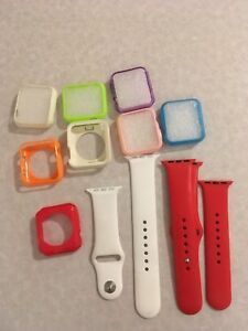 Apple Watch 42mm straps and covers