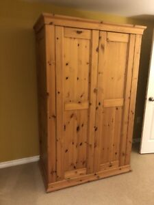 Large wardrobe / TV Stand