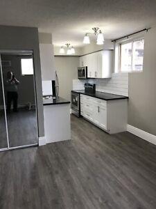 A brand new apartment  unit