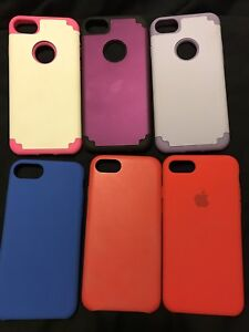 iPhone 7/8 protective cases.
