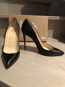 Louboutin Pigalle Follies 100mm for sale!