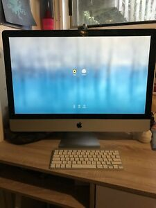 "27"" 2011 iMac with Disk Drive"