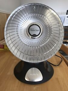 Nearly new Presto Parabolic 1500 watt space heater