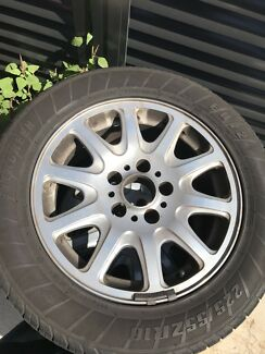 BMW 528i E39 16 inch Wheels with tyre 5*120 Kingsgrove Canterbury Area Preview