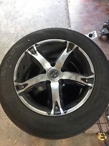 5x114.3 mags wheel rim 15