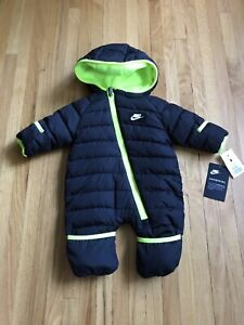 NEW! Nike Snowsuit (0-3M) - NEW PRICE