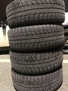 Michelin winter tires 205/55/16