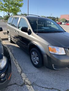 Dodge caravan V6 auto with only 115k