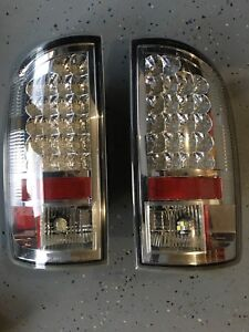 Recon Tail Lights