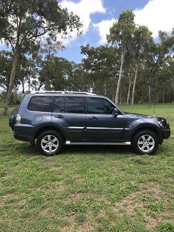2007 VRX Mitsubishi Pajero