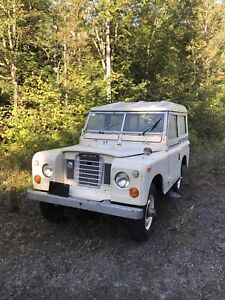 Land Rover 1973 Series 3 88